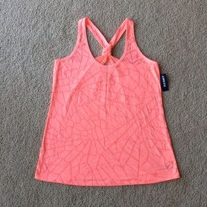 *NWT* Old Navy Knotted Back Workout Tank